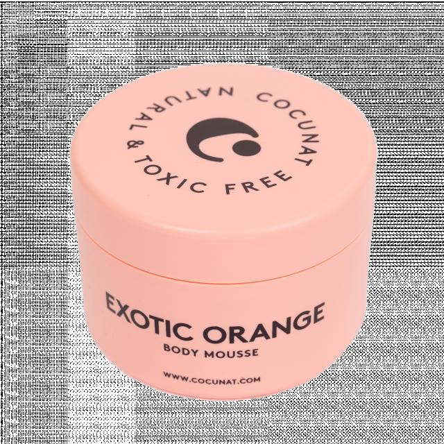 Mousse Corporal Exotic Orange
