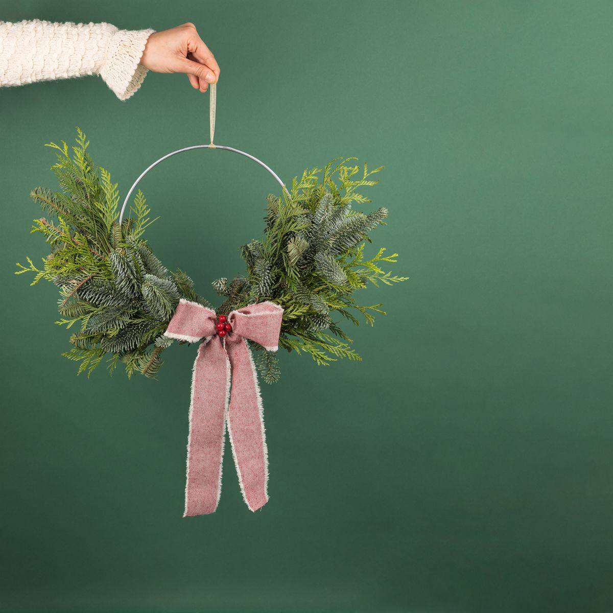 Industrial Wreath