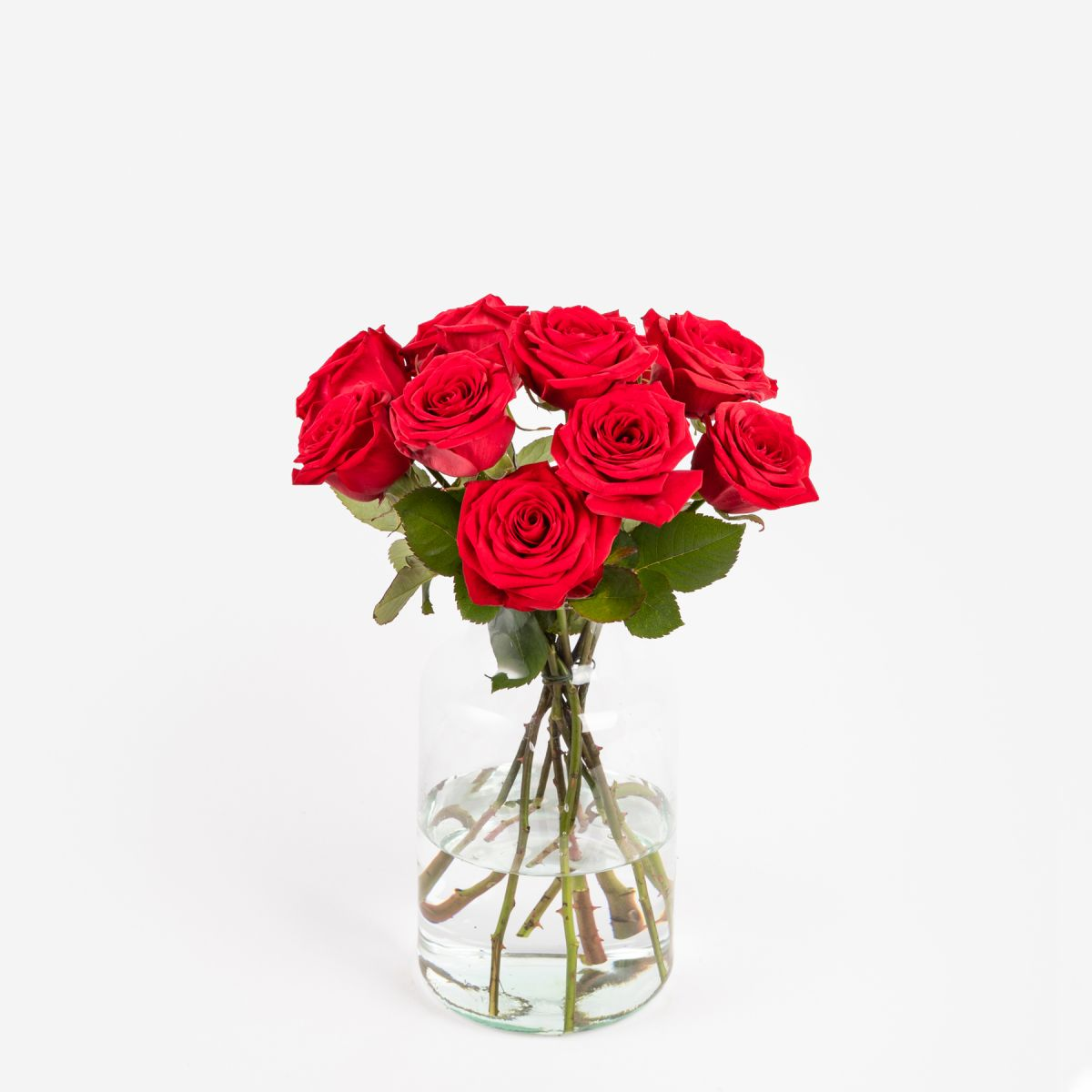 Mazzo di Rose Rosse - Loving Red Roses - Fiori a domicilio - Colvin