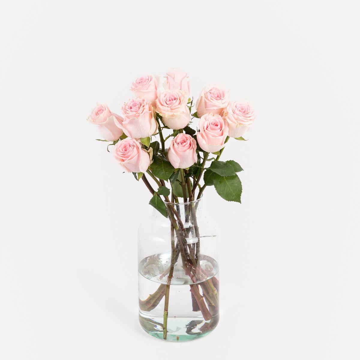 Sweet Dolomiti - Rose Rosa - Fiori a domicilio - Colvin