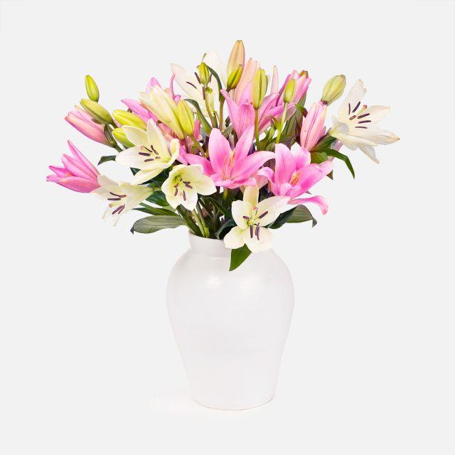 Blumenstrauß always together