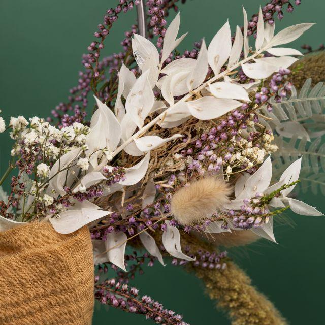 Corona di Natale Boho Wreath
