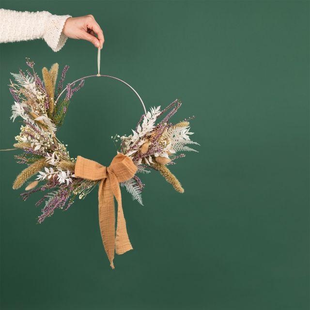 Boho Wreath