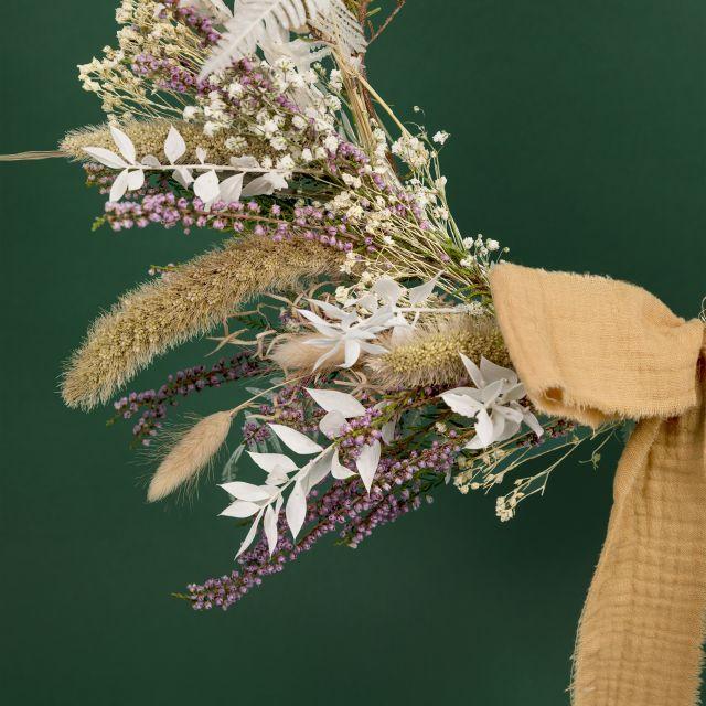 Consegna a domicilio della corona di Natale Boho Wreath