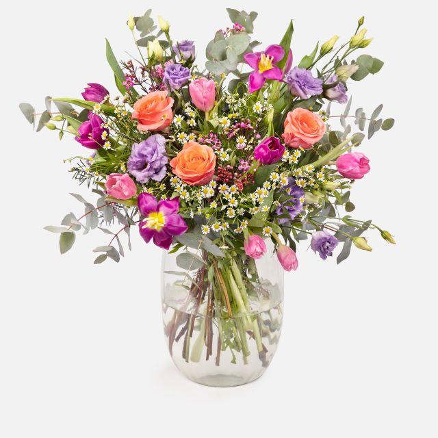 bouquet di fiori Bright Iris