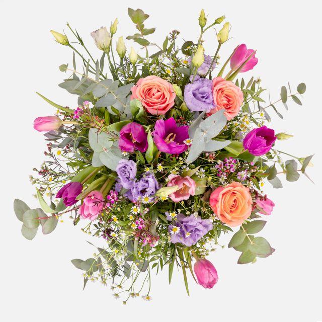Invia online bouquet Bright Iris