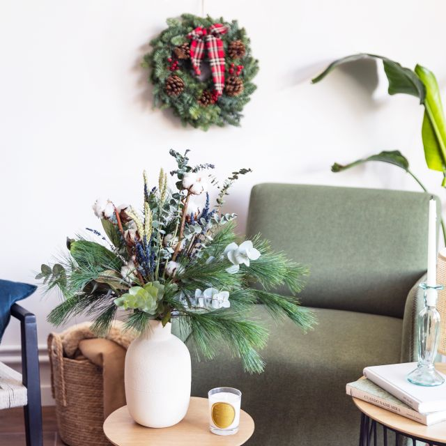 Consegna a domicilio della corona di Natale Classic Wreath