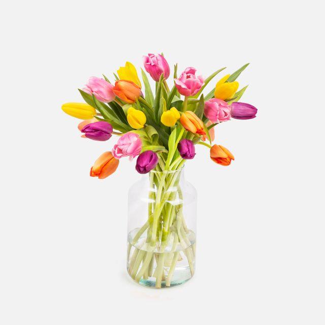 Blumenstrauß Color Flow