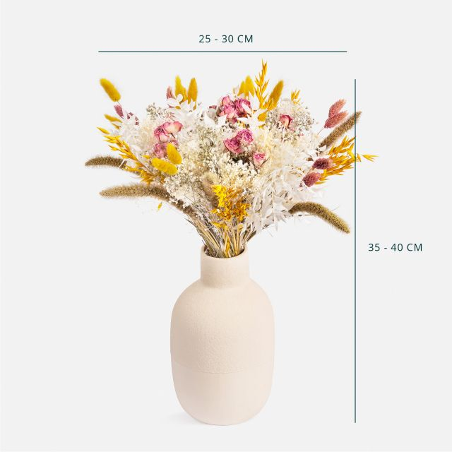 Comprar ramo de flores secas mittsommer