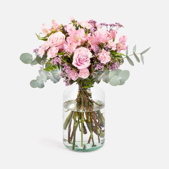 Cupid Pink - Rosa Lazy - Fiori a domicilio - Colvin