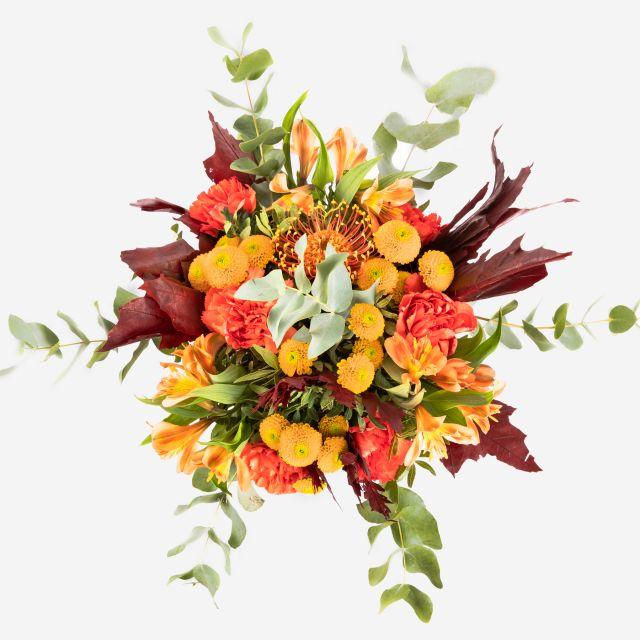 Halloween- Blumenstrauß versenden
