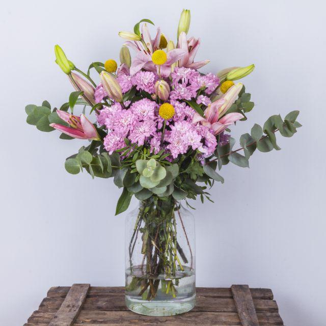 Enviar ramo de flores a domicilio en españa