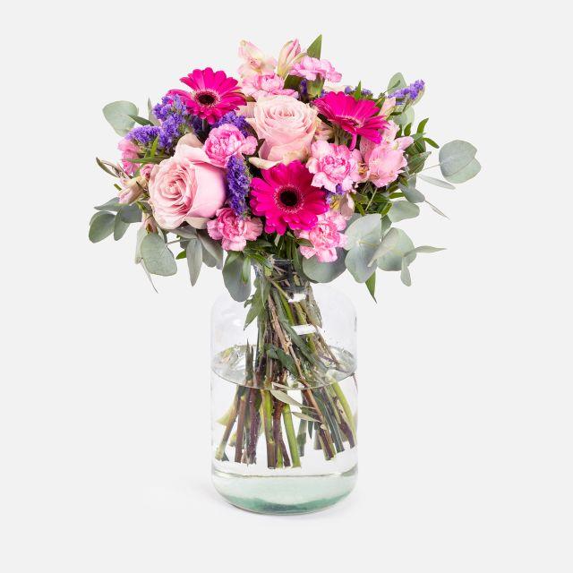 En Provence - Rose e alstroemerie - Fiori a domicilio - Colvin