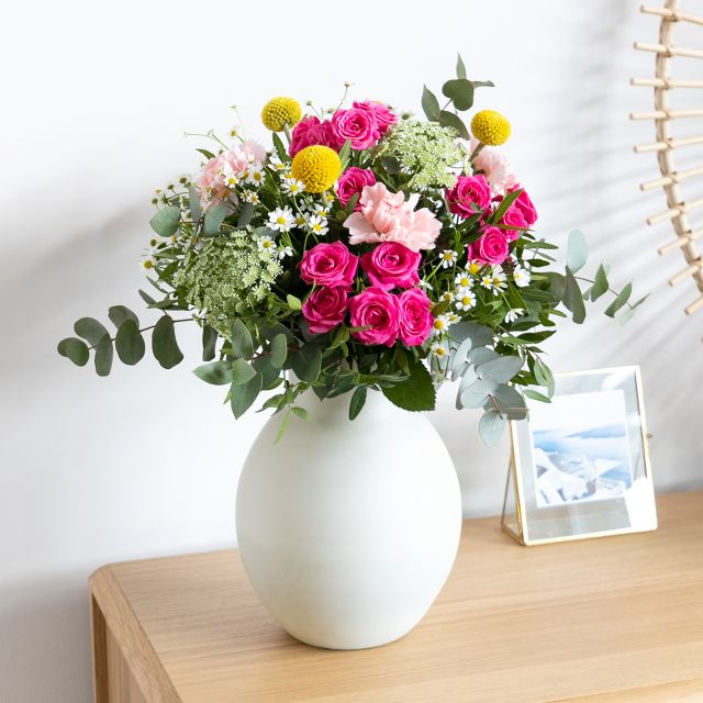 Mazzo di fiori Feeling Happy Colvin