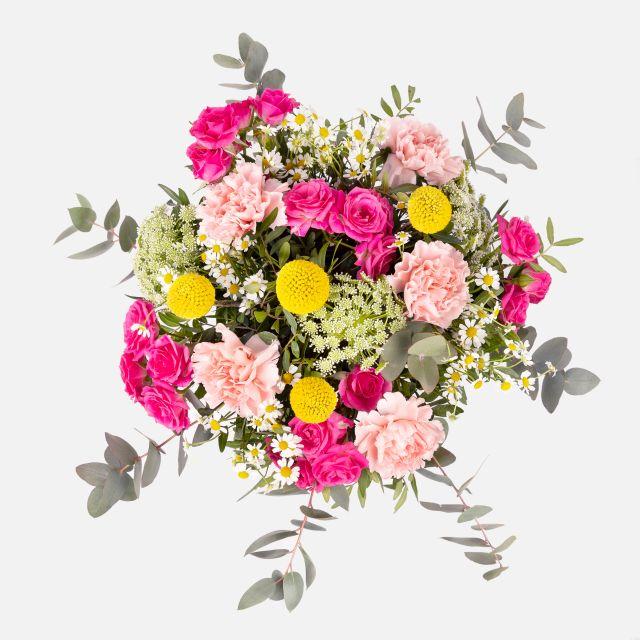 Inviare fiori online di rose fucsia