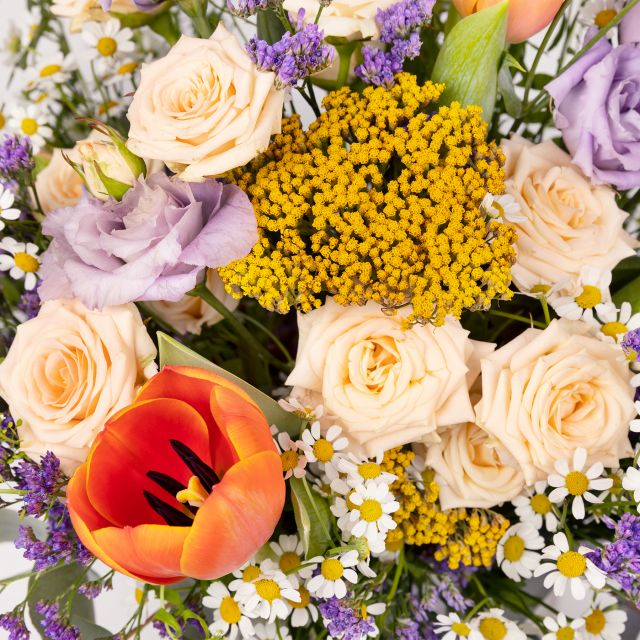 Enviar ramo de flores a domicilio tulipanes Full Bloom