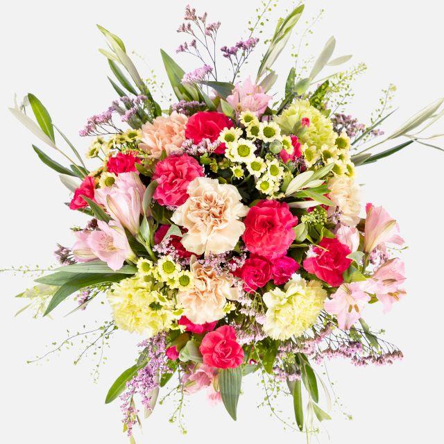 Envio online do ramo de flores Full of Happiness