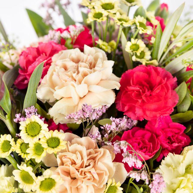 Enviar online ramo de flores de crisântemos
