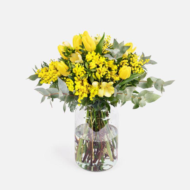 Ramo de flores Golden Woman