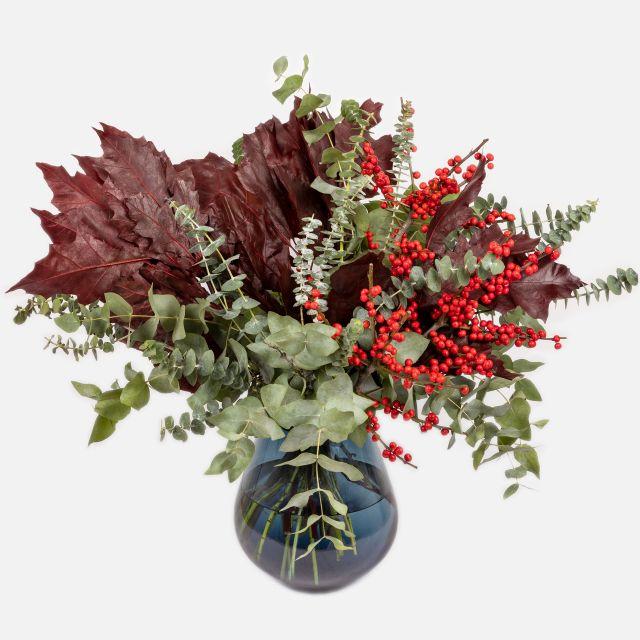 Invia mazzo di fiori Jungle Bells a domicilio