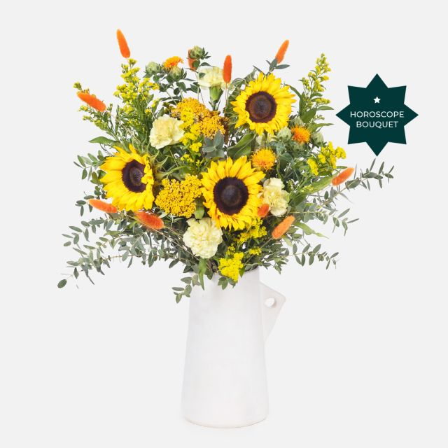 Ramo de flores Leo colvin