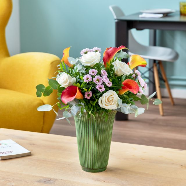 Ramo de flores libra colvin