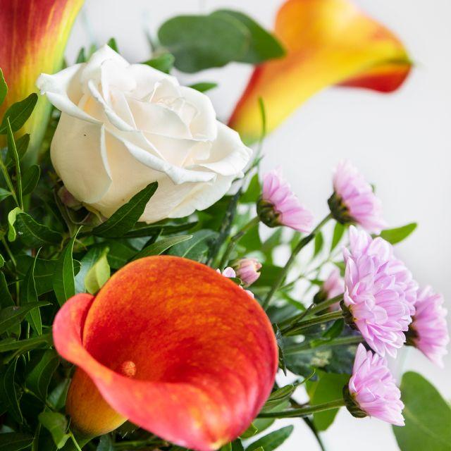 Comprar ramo de flores horoscopo libra