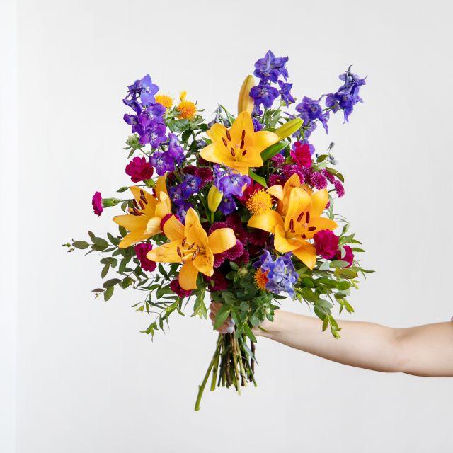 Comprare crisantemi e gigli online