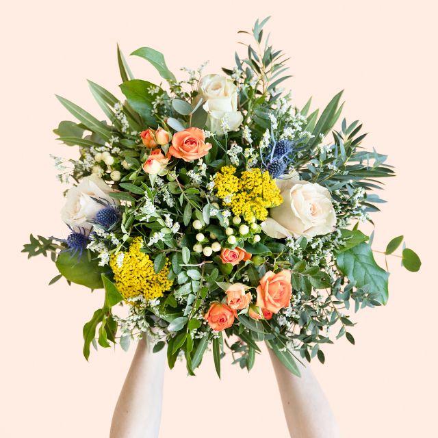 Blumenstrauß oh mama colvin
