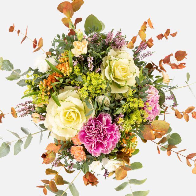 Envío online del ramo de flores Orange Tiger