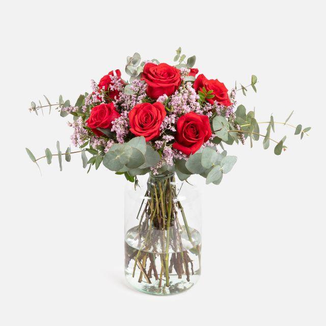 Ramo de flores Perfect Love Roses