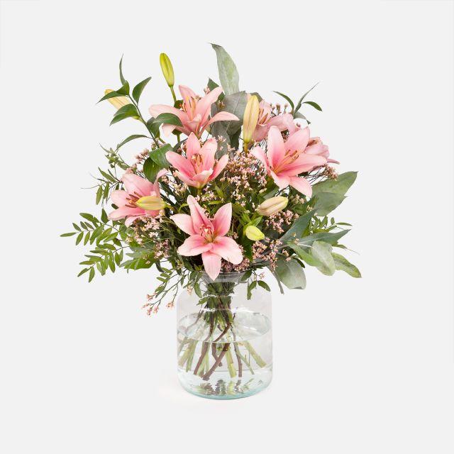 Blumenstrauß Pink Mood