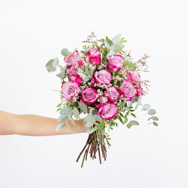 Comprar rosas deep purple online