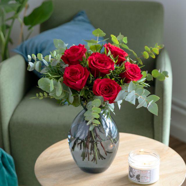Ramo de flores Red Bloom