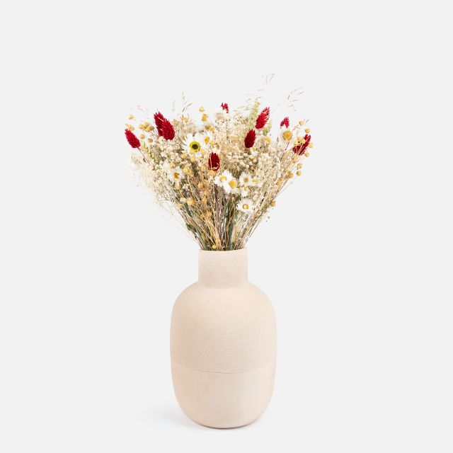 Bouquet di fiori secchi Saffron Rice