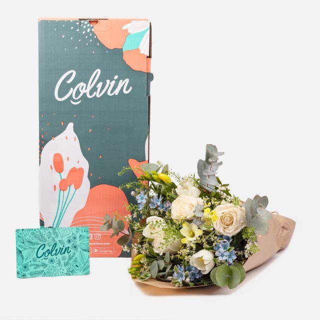 Enviar ramo de flores frescas online