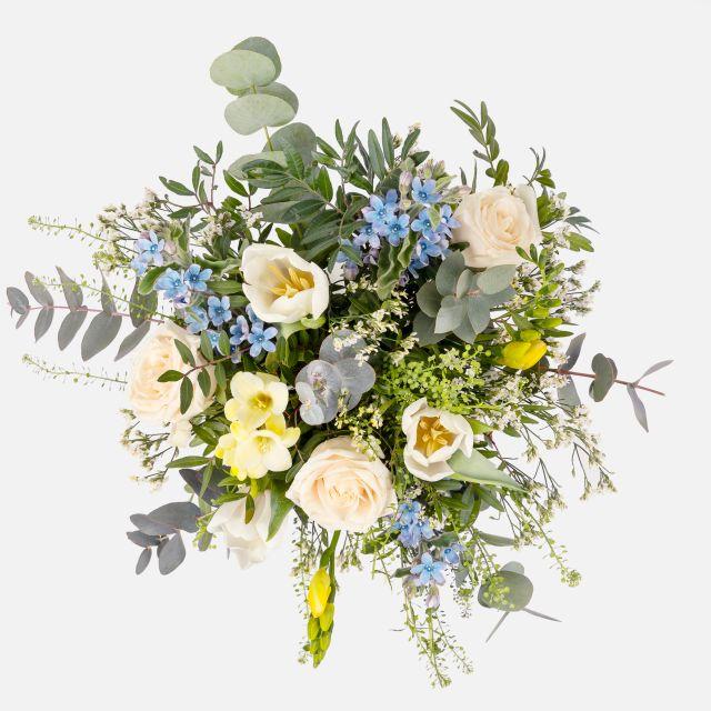 Comprare bouquet di rose e fresie