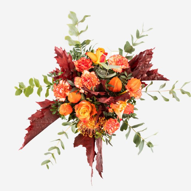 Blumenstrauß mit Mariyo-Rosen online versenden