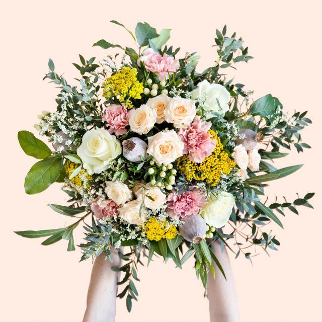 Bouquet di fiori strong women colvin