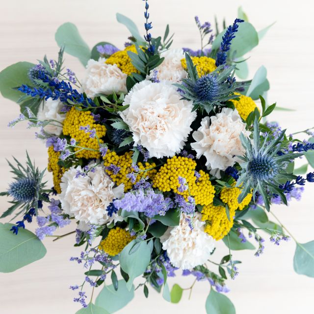 Versand von Summer Party- Blumenstrauß