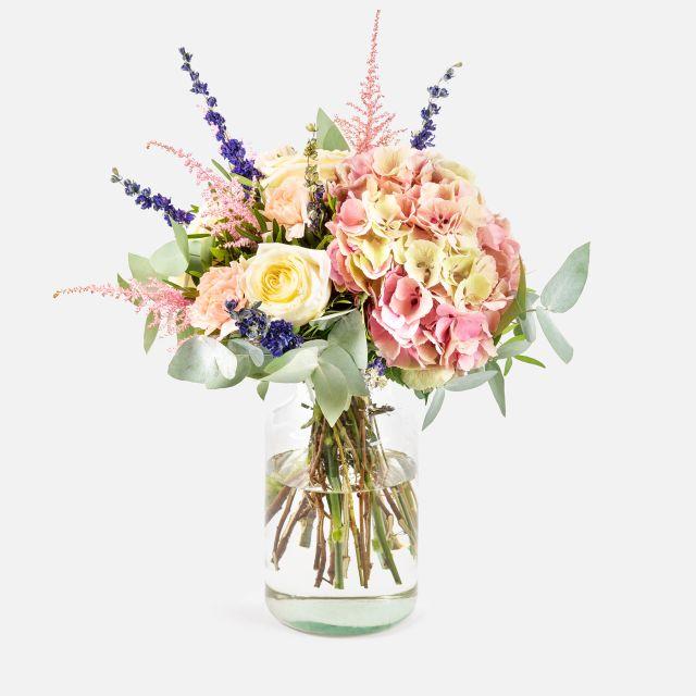 Ramo de hortensias Sweet Blossom