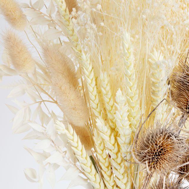 Enviar a domicilio ramo de flores secas con ruscusmittsommer