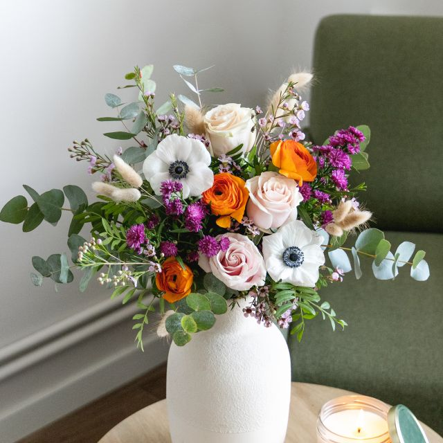 Blumenstrauß Sweet Romantic