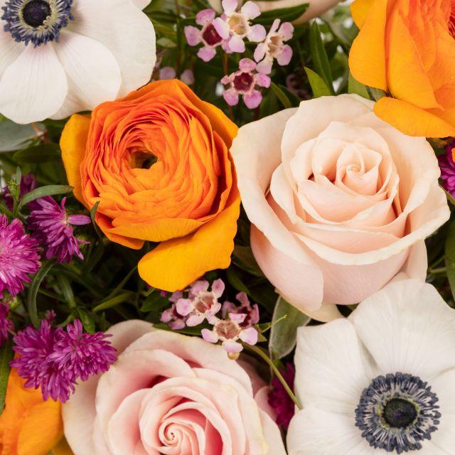 Online-Versand von Sweet Romantic Blumenstrauß
