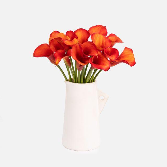 Bouquet di calle arancioni Colvin