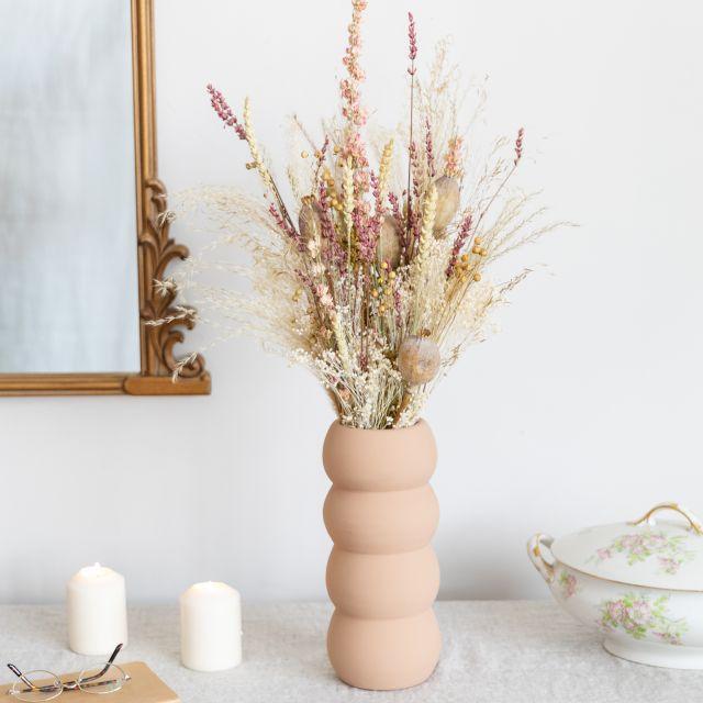 Envio online ramo flores secas com lavanda