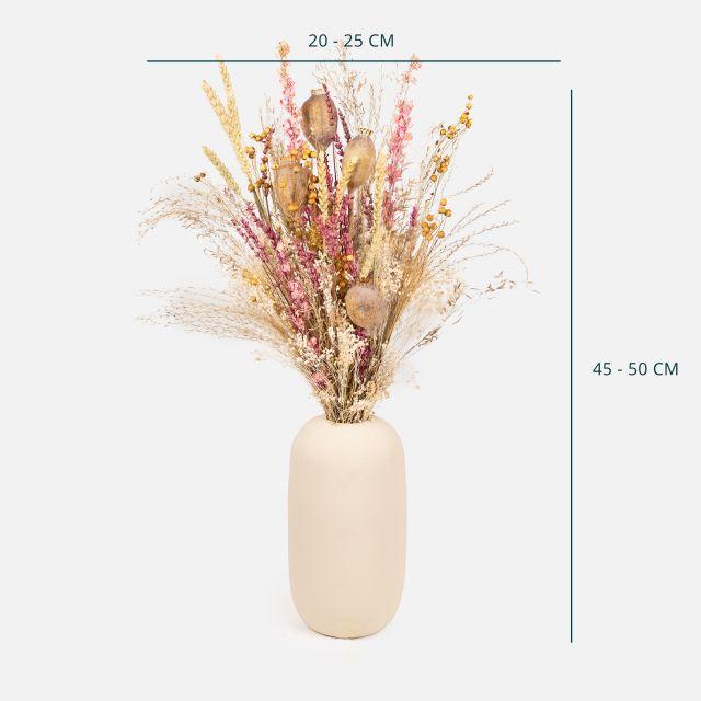Comprar ramo flores secas com lavanda