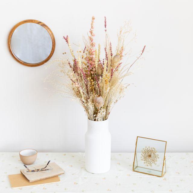 Enviar ao domicilio ramo flores secas com lavanda