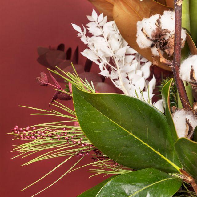 Invio online di bouquet di fiori con amaryllis