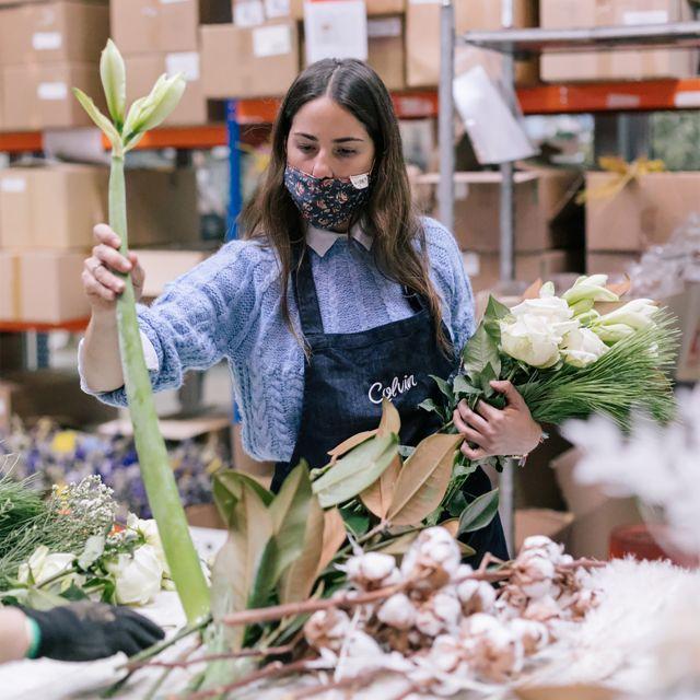 Blumenstrauß The Traditional